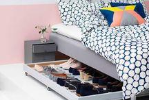 Organiza tu habitación