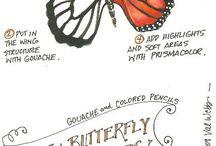 vlinder verke