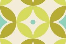 Pattern inspiration / by Cristina Kowalczyk