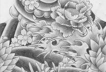 tatoo bunga