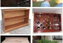 Woodworking ideas / by Connie woodrow