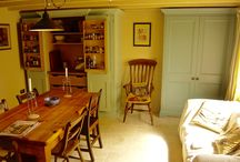 Country Kitchens / A selection of Country Style furniture and ideas, designed and made by Mark Butterfield Furniture.