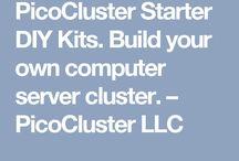 PicoCluster Starter DIY Kit