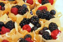 Skinny Treats / Dessert options that don't break the calorie bank,,.