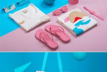 Color Palletes / Good Branding
