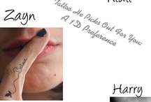 tattoo 1D Preference