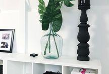 planten woonkamer