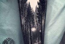 Tattoo Left Arm