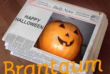 Halloween / pompoenen