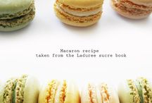 Macarons mania! / I just love authentic French macarons! Don't you?
