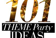 101 Themes Party Ideas
