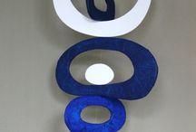 Ceramic mobiles