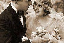 Nevěsta a ženich, 1920
