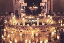 Wedding lighting idea
