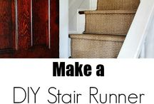 stair runners/pads