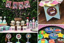 Girls Spring Break Party 2015 / by Terri Horn