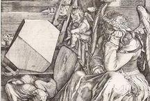 La Mélancholie, Dürer