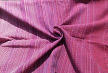 Handwoven babywrap