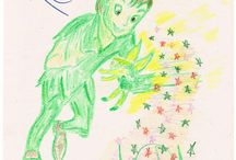 Рисунки Майкла