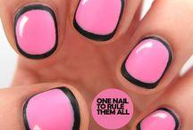Vene's nail