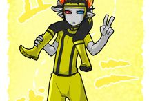 Homestuck arts I like