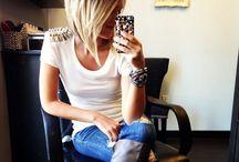 Fabulous Hair & Fashion / by Lori Stuart {{ FIt-tabulous }}