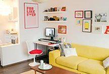 Living Room / by Ashley Ramos