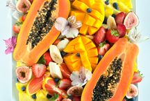 Fruit Platters / Natures candy! Get into it!