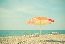 Beach / beach / by Katie Helton