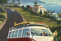 a - Travel Posters