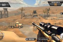 SNIPER X WITH JASON STATHAM E01 Game Play Walkthrough Android