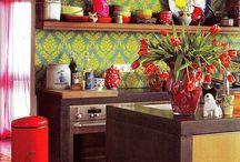 Kitchen Ideas / by Deen W.