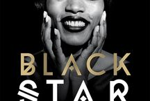 BFI Black Star / Check out our stunning artwork for #BFIBlackStar!   Coming October 2016.  bfi.org.uk/blackstar  / by BFI