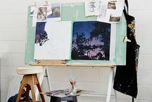 Studios / by Dee Rolston