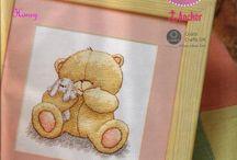 vyšívání obrázky pro děti