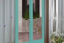 Dale External French Doors High Performance Fully Finished / High Performance doors and frames from one of the top manufacturers in the United Kingdom.