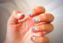 Nails, Jewlrey and Make up / by Bliss May
