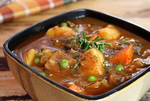 Best Soups and Stews / A collection of some of the most popular soups and stews on Pinterest.