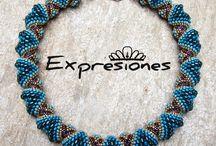 collares / by rosario diaz