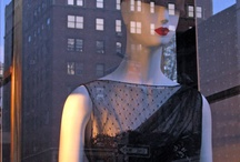 "My Photos-Extreme Fashion Window Design In NYC, (Copyright, TM) / Book Out Soon! My Extreme Fashion Windows all shot in NYC. If the window designs are extreme, I photograph them w/my own ""point of view,"" literally. From one end of the city to the other, uptown to downtown and everything in between...just a sample.  