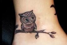 Tatoos / Tattoos / by Theresa Dezan