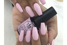 Nail Obsession / False nails, Acrylic nails, nail art, nail polish, nails inc, rings