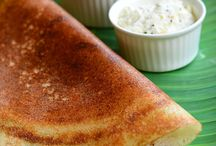 sabzis and dosa recipes / side dishes for rice and roti and dosa varieties