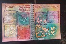 Daily Musings Journal / My Daily Musings Journal entries.