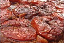tomates tartes