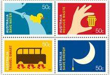 post stamp design