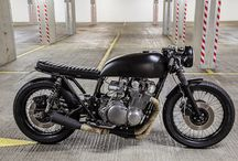 Cafe GS / Suzuki GS custom builds, cafes and general inspiration for all Suzuki lovers
