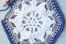 Christmas/Winter crochet