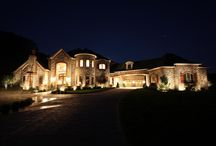 Landscape Lighting / See what outdoor lighting can do for every home!