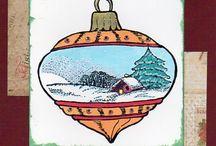 Christmas/ Ornaments and Lights